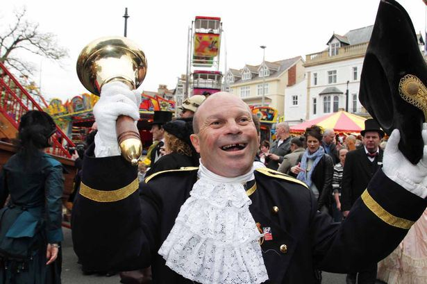 Billy Baxter, Llandudno's much loved blind Town Crier